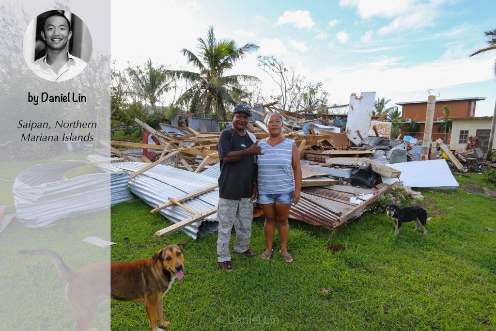 Portraits of Typhoon-ravaged Saipan Show Resiliency Amidst Ruin