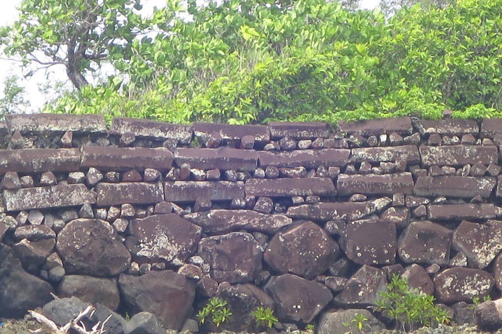 Scenes from Nan Madol