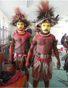 Young Huli wigmen