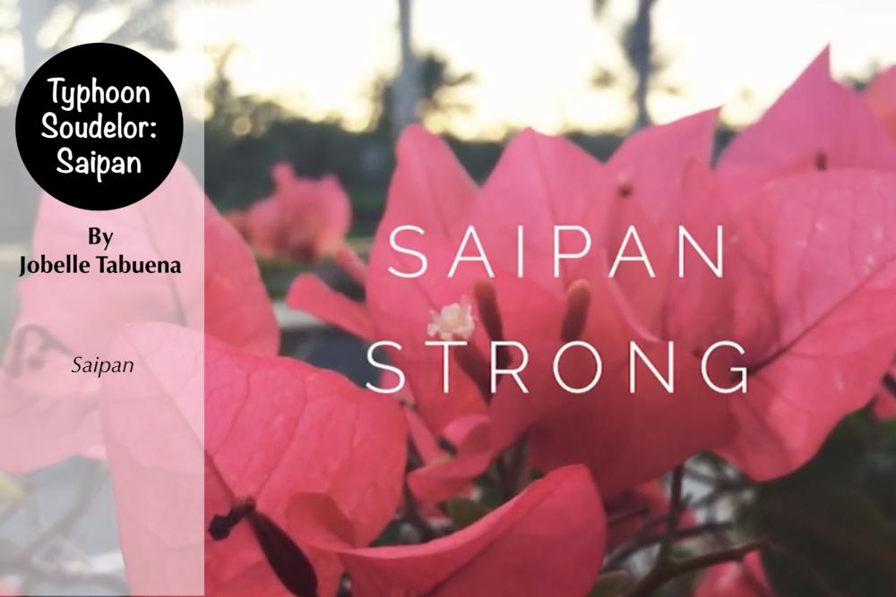 Saipan Strong